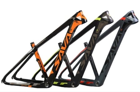 Carbon Fiber Bicycles Frame