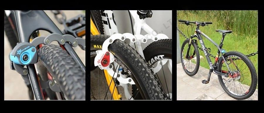 ROCKBROS Bike Chain Lock p7