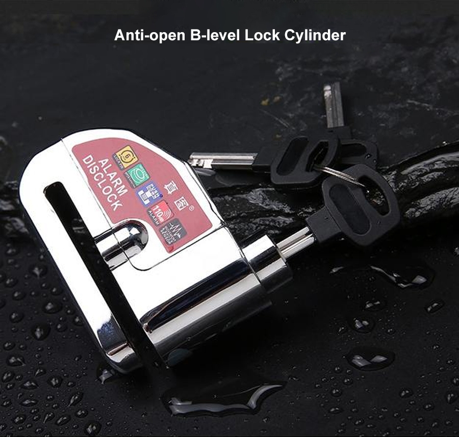 ZentoRack Disc Brake Alarm Lock p9