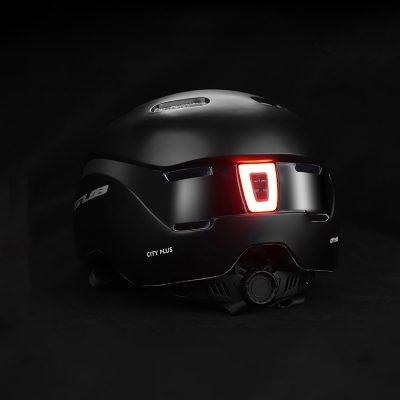 GUB City Plus Helmet With Taillight
