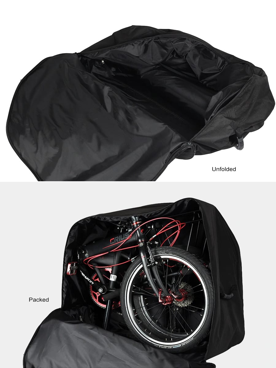 "Rhinowalk Carry Bag for 20"" Folding Bicycle RK22 p10"