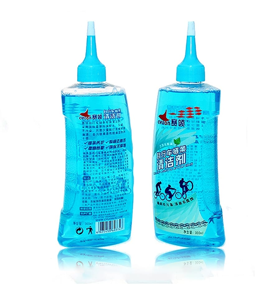 Cylion Cleaning Agents for Bicycle Chain II p4