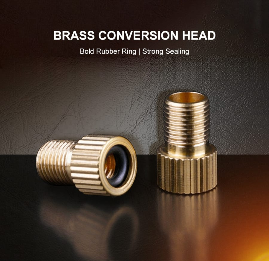 Conversion Head (French to American Inflatable Nozzle) P1
