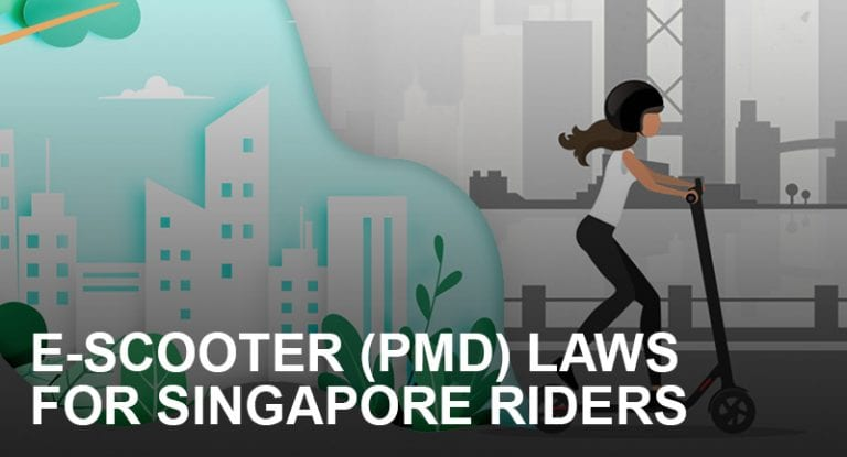 Read more about the article E-scooter Laws in Singapore | Complete Guide on How to Use E-scooter