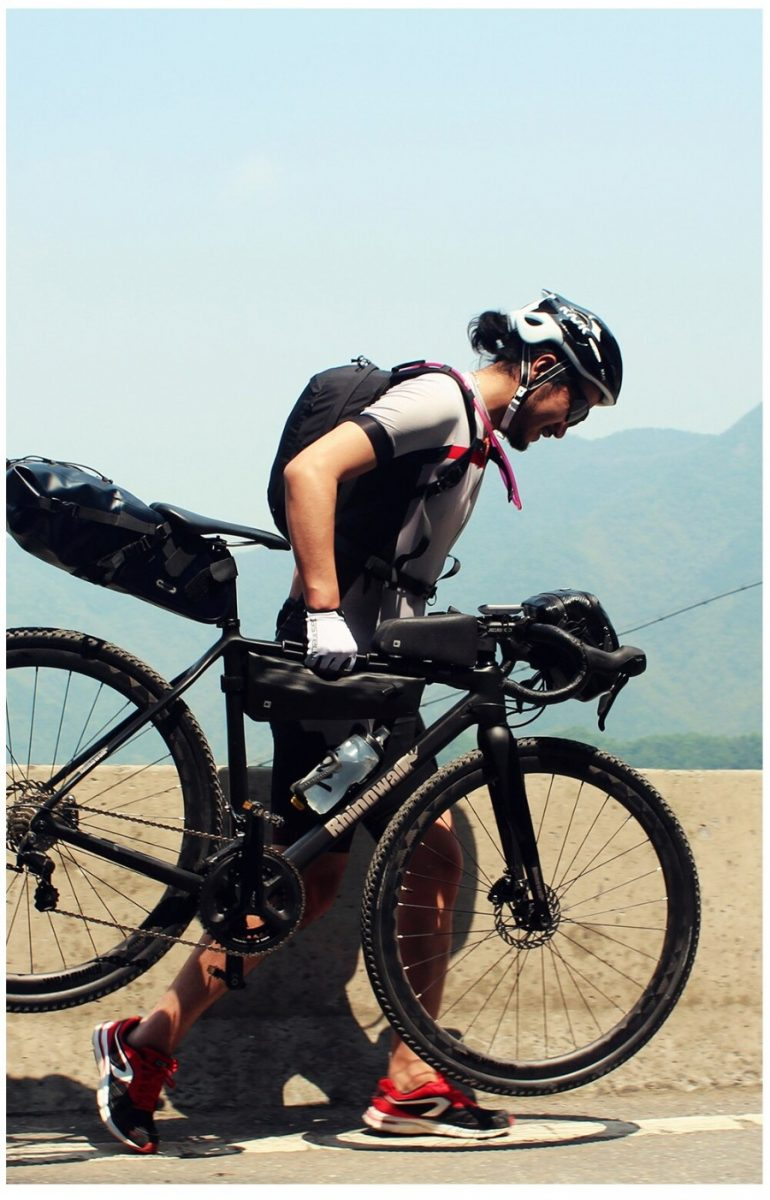 Rhinowalk Road Bike MTB Cycling Frame Waterproof Bag RK18652 (2.2L) RK18653 (3L) (16)