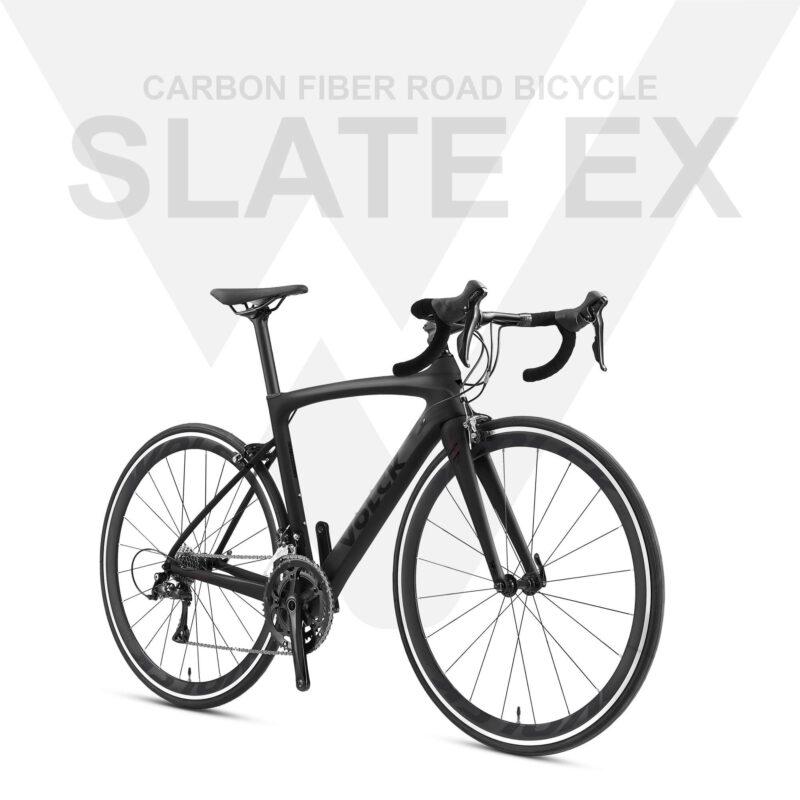 Volck Slate Ex Carbon Fiber Road Bike | Shimano 105 R7000 | Free Shipping & Assemble | 5 Years Warranty