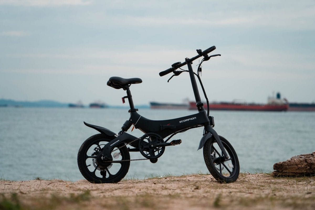 Scorpion Electric Bicycle