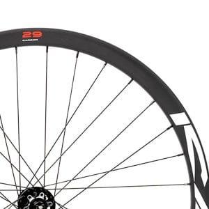 ICAN AM290-40C Carbon Clincher Wheelset