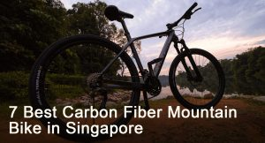 Read more about the article 7 Best Carbon Fiber Mountain Bikes in Singapore from $900 – 2021