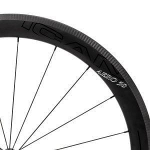 ICAN AERO 50 Carbon Wheelset