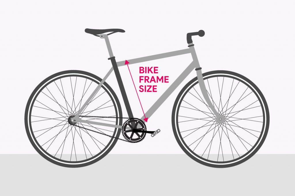 The Ultimate Guide to Choosing Bike Frame Size