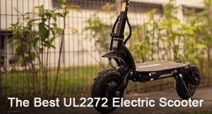 The Best UL2272 Electric Scooter in Singapore | E-Scooter | PMD | All Here 2021